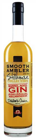 Smooth Ambler Gin Barrel Aged